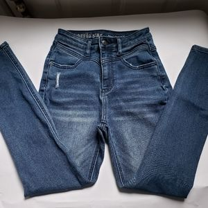 Vanilla Star real cheeky highrise jeans 26